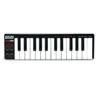 Миди-клавиатура Akai LPK25