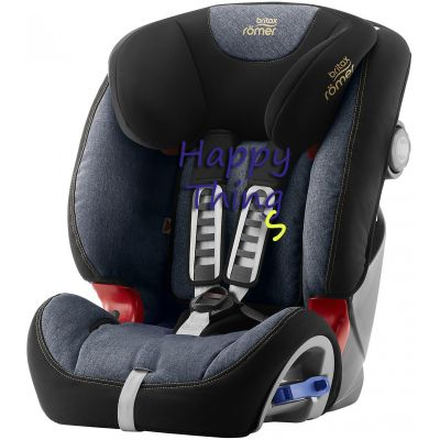 Автокресло Britax Multi-Tech III Blue Marble