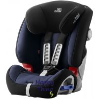 Автокресло Britax Multi-Tech III Moonlight Blue