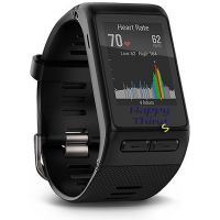 Умные часы Garmin Vivoactive HR Black