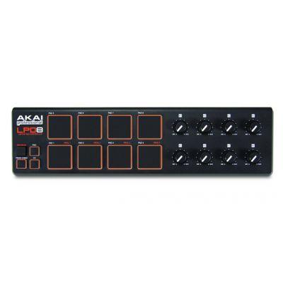 Пэд-контроллер Akai LPD8