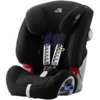 Автокресло Britax Multi-Tech III Black Cosmos