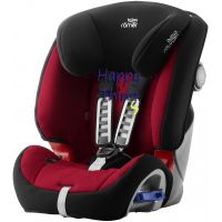 Автокресло Britax Multi-Tech III Flame Red