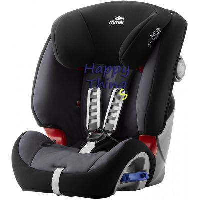 Автокресло Britax Multi-Tech III Storm Gray