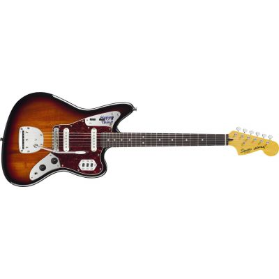 Гитара Fender Squier Vintage Modified Jaguar 3-Color Sunburst