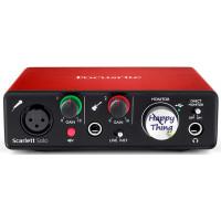 Аудиоинтерфейс Focusrite Scarlett Solo 2nd Gen