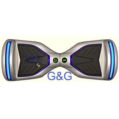 """Гироскутер Smart Balance G&G 8"""""""