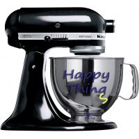 Миксер KitchenAid Artisan 5KSM125EOB