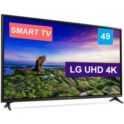 "Телевизор LG 49UJ630V 49"" 4K UHD"