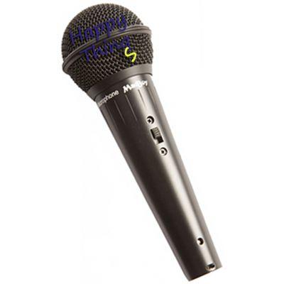 Микрофон проводной MadBoy Tube-102