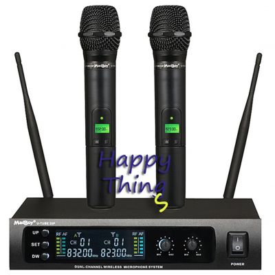 Беспроводные микрофоны MadBoy U-Tube 20P 2 шт.