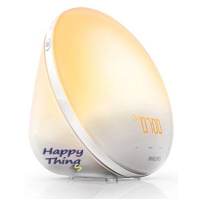 Световой будильник Philips Wake Up Light HF3510/70