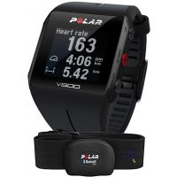Пульсометр Polar V800 HR black