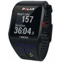 Пульсометр Polar V800 GPS black