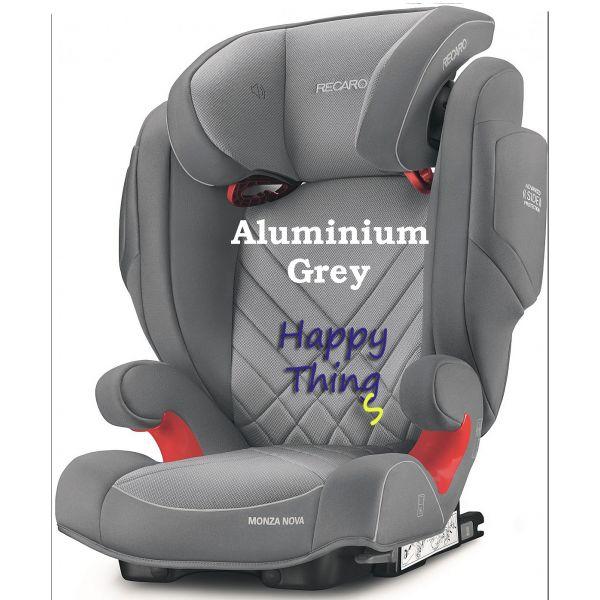 recaro monza nova 2 seatfix 15 36. Black Bedroom Furniture Sets. Home Design Ideas