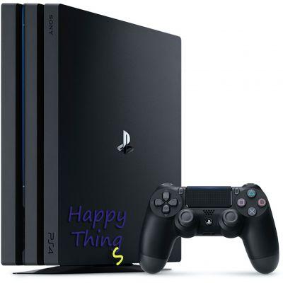 Приставка Sony PlayStation 4 Pro 1 Tb black