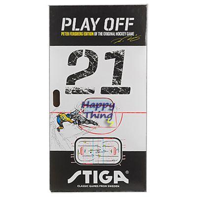 Настольный хоккей Stiga Play OFF 21 Peter Forsberg Edition