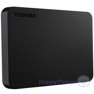 Внешний жесткий диск Toshiba Canvio 1 Tt